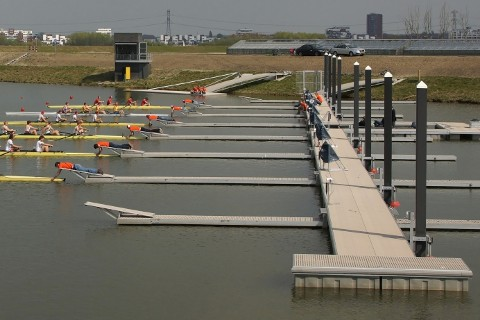Inter Boat Marinas - jachthavenbouw & drijvende steigers - Systeem Olympia